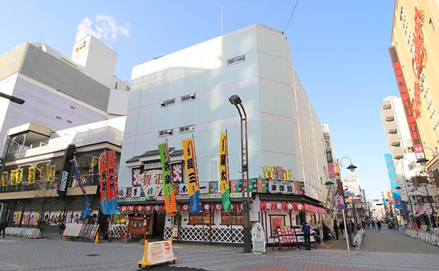 浅草駅から浅草演芸ホールのアクセス&地図【行き方は?出口は?】